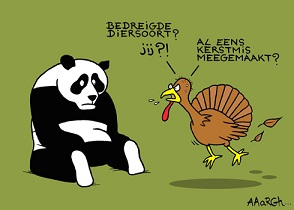 Dieren In Cartoons